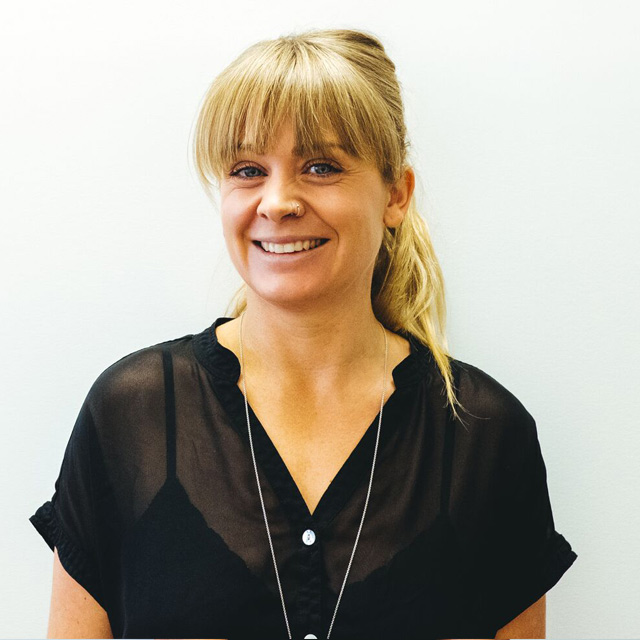 Zoe Purvis - Registered Massage Therapist - RMT